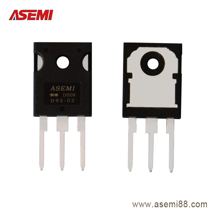 D92-02 ASEMI低压降快恢复二极管