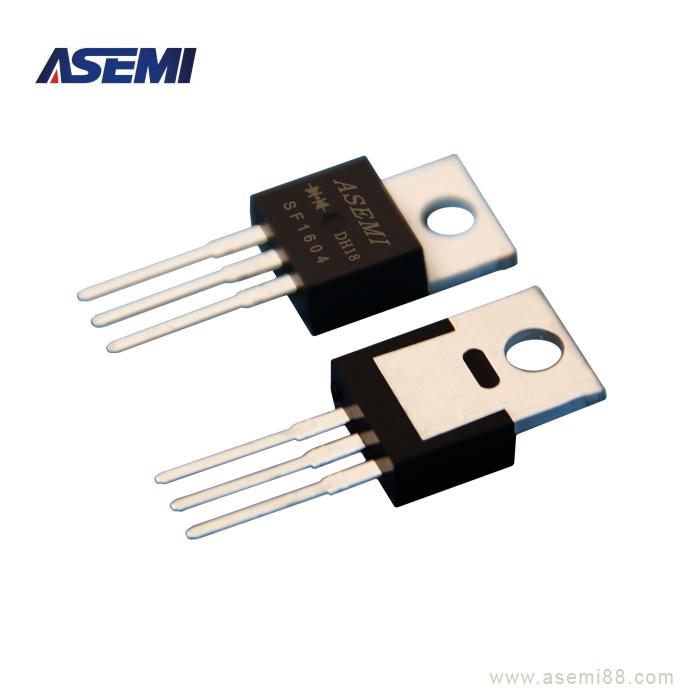 SF1604 ASEMI首芯 超快恢复二极管