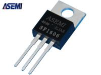 SF1606 ASEMI首芯 超快恢复二极管